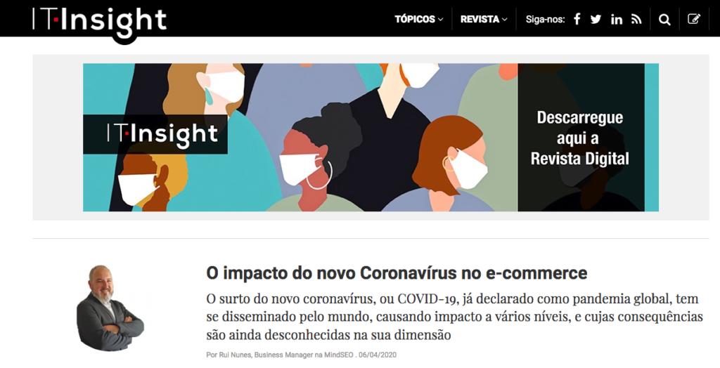 New Coronavirus impact in e-commerce