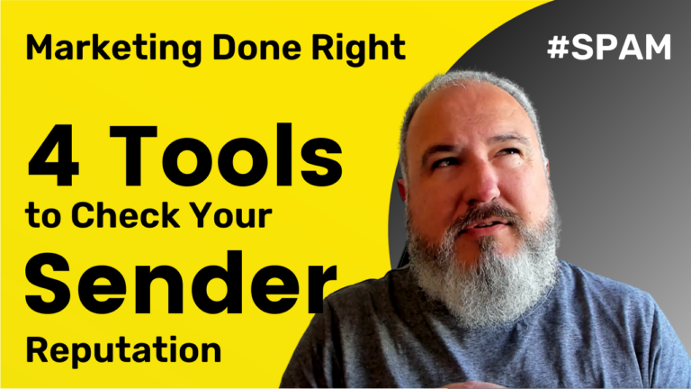 Check Spam Tools for Email Marketing Senders