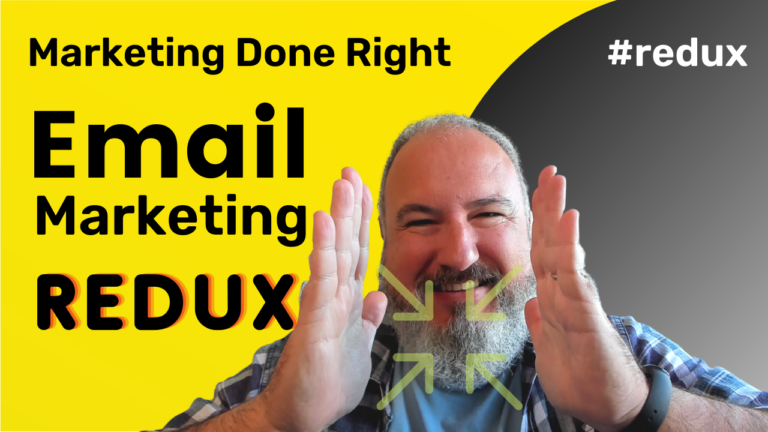 Email Marketing Redux to 2 Best Practices