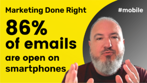 Responsive Emails are Open on Smartphones
